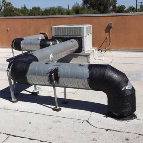 Air Duct Repair & Air Duct Replacement