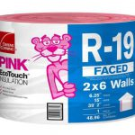 r-19 faced insulation in the bay area