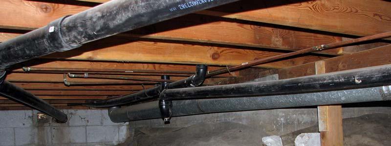 crawl space insulation livermore